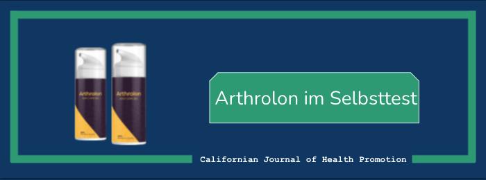 Arthrolon Test