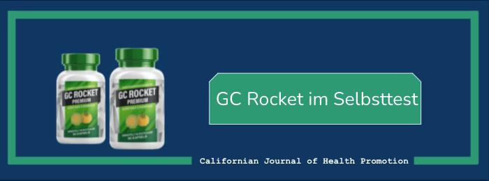 GC Rocket Test