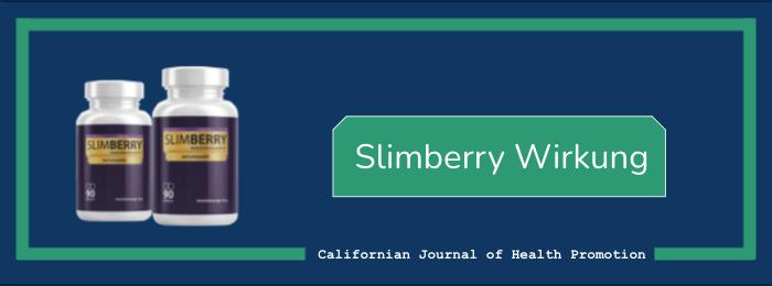 Slimberry Wirkung