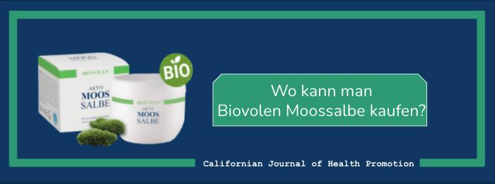 Biovolen Moossalbe kaufen