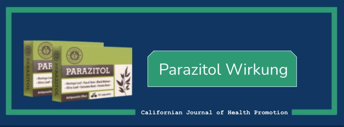 Parazitol Wirkung